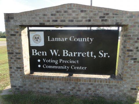 Ben Barrett | Lamar County Mississippi