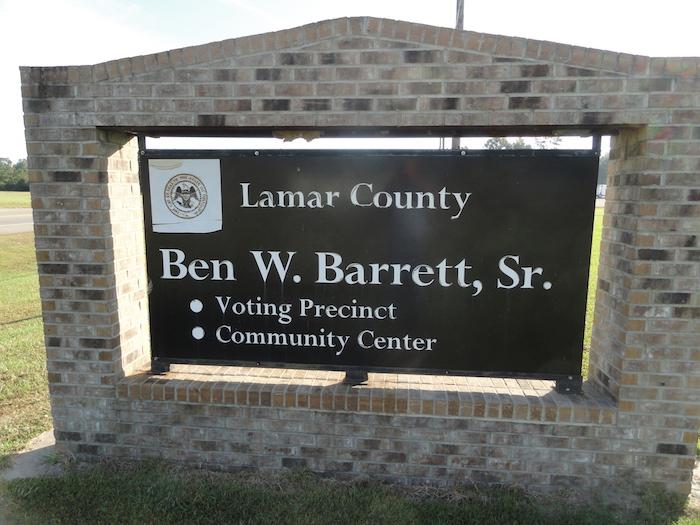 Ben Barrett   Lamar County Mississippi