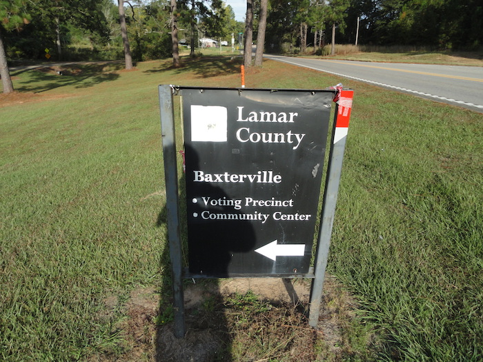 Baxterville | Lamar County Mississippi
