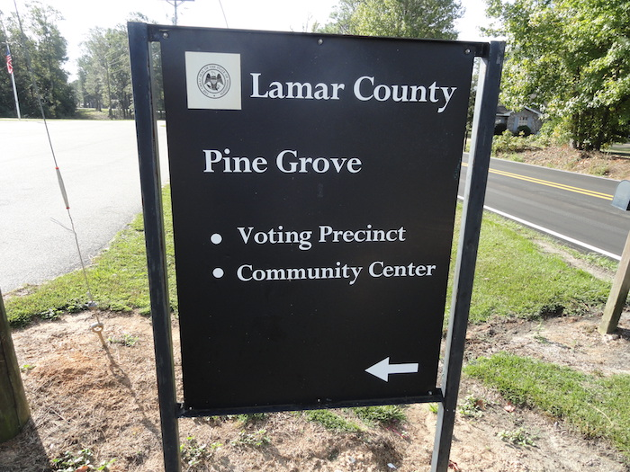 Pine Grove   Lamar County Mississippi