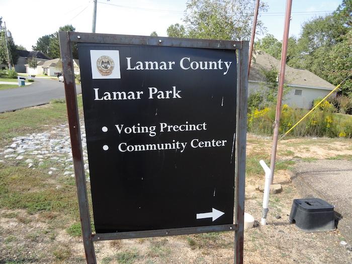 Lamar Park   Lamar County Mississippi